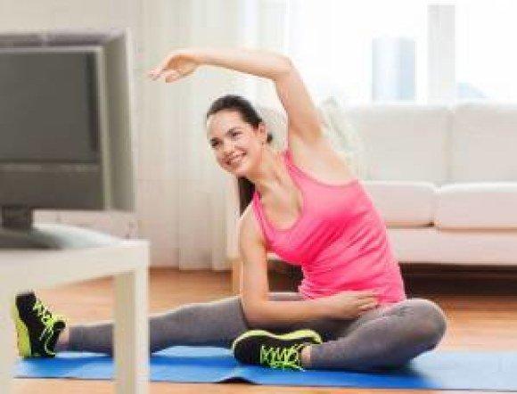 converse woman exercise