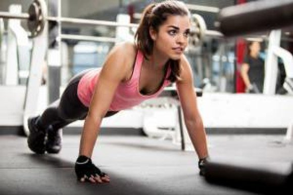 boston proper woman gym
