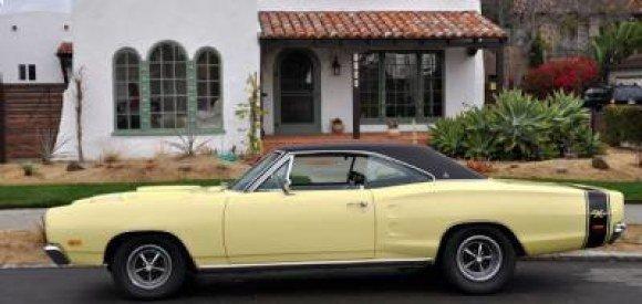 1969 dodge auto
