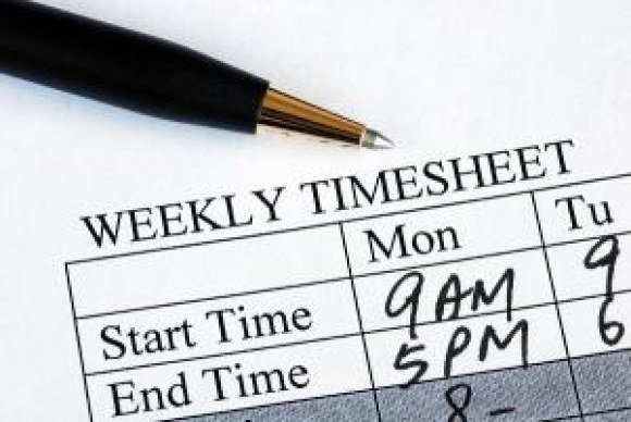 verizon timesheet