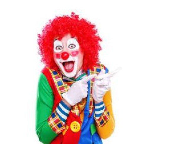 verizon clown