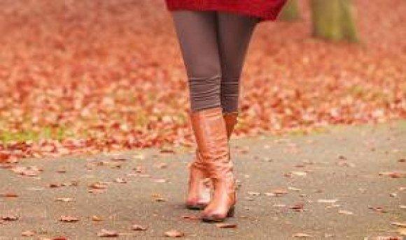 bproper brown boots autumn
