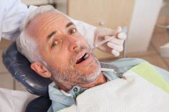 monster dentist patient