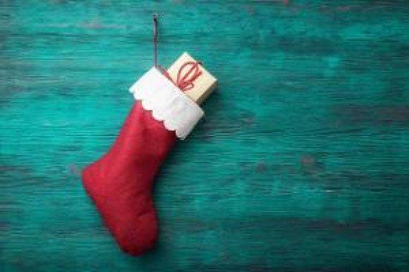 red stocking