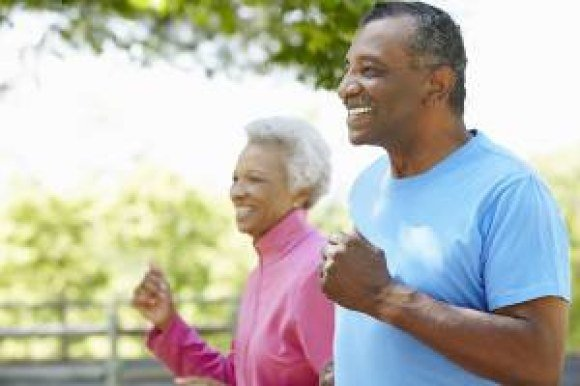 take advantage of outside exercise