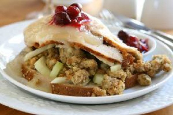 ridiculous ideas for thanksgiving leftovers