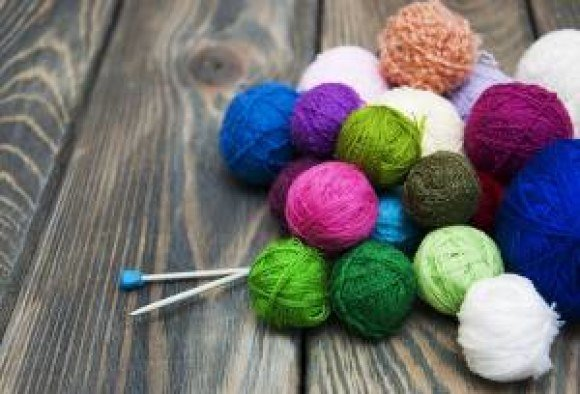 the madness of knitting