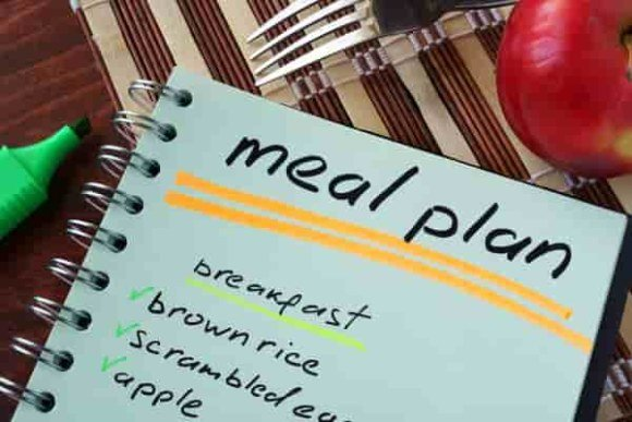 money saving meal planning guide