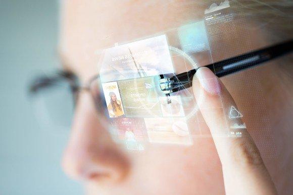 smart glasses smaller